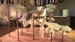 Workshop Papier Augmenté France - Corée 2015 {Teaser}