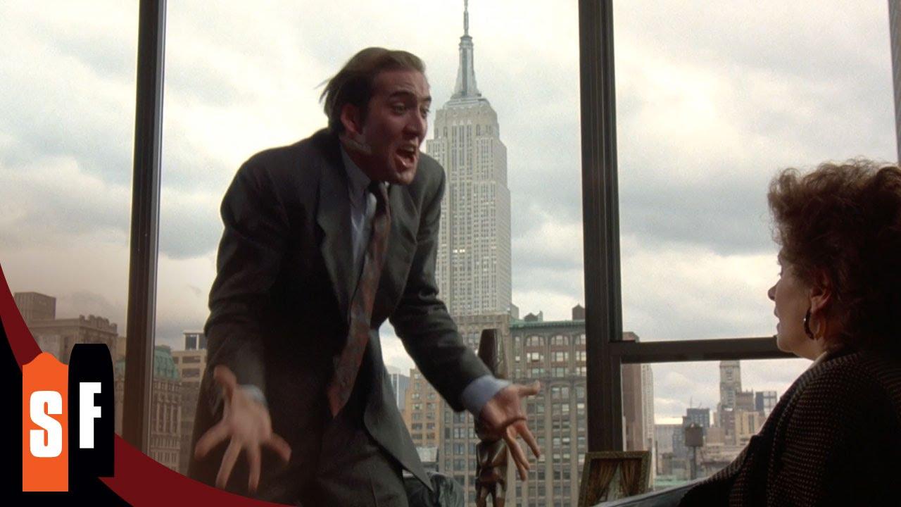 Vampire\u0027s Kiss (1/1) Nicolas Cage Freakout! (1988) HD - YouTube