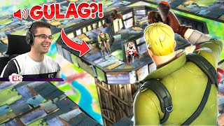 The Call of Duty GULAG...in Fortnite!