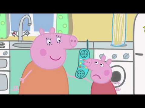 Peppa Pig Can't Whistle