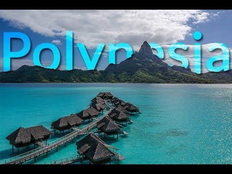 French Polynesia : Tahiti - Bora Bora - Moorea - Rangiroa - Tahaa (Summer 2017)