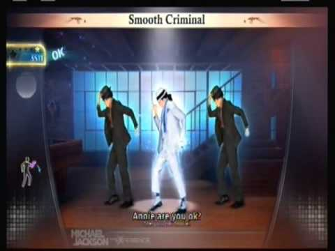 Michael Jackson The Experience Smooth Criminal PS3 FULL