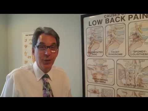 MIAMI - CORAL GABLES CHIROPRACTOR - Back Pain
