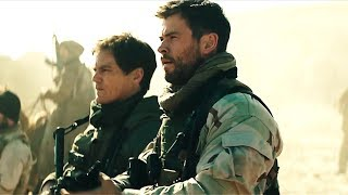 12 STRONG Official Trailer | Warner Brothers Movie