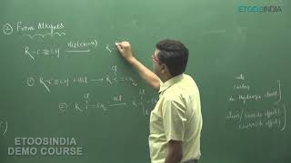 organic Chemistry Video Lectures