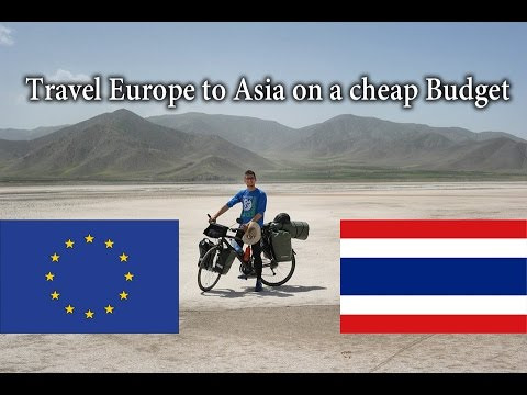 Travel Europe to Asia on a cheap Budget