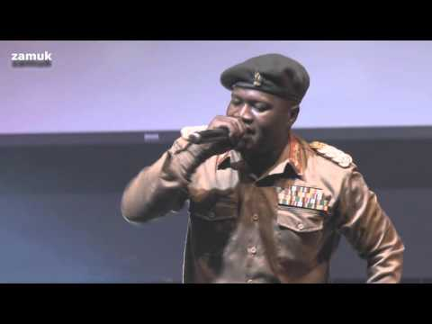 Performance by Sniper Storm at Afrikafest 2015 presented by Grajoh