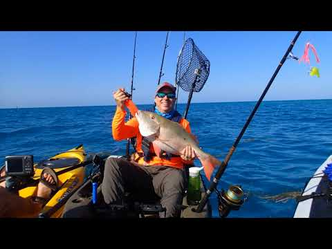 Kayak Fishing Dry Tortugas  near Ft. Jefferson