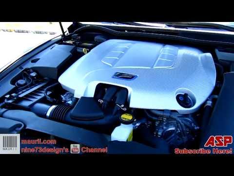 2008 Lexus IS F The BLUE BEAST - Start-Up & Exhaust Shot (ASP) FULL HD