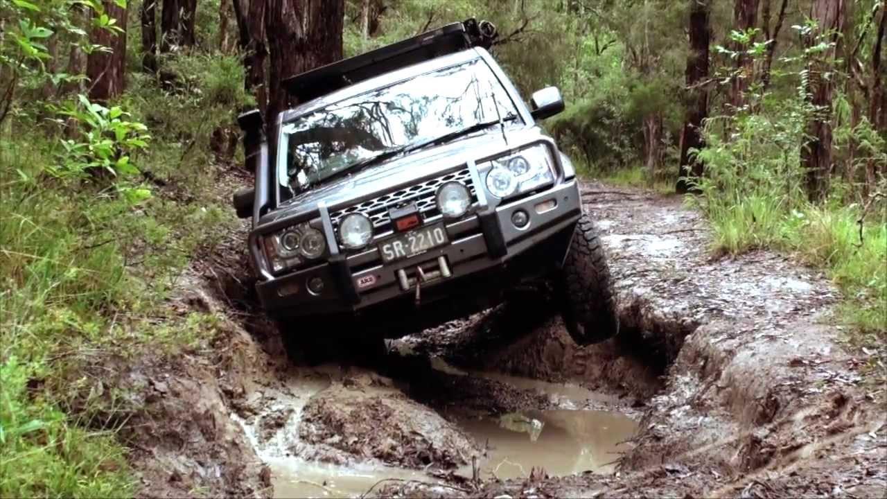 Land Rovers vs Wallaroo Offroad - YouTube