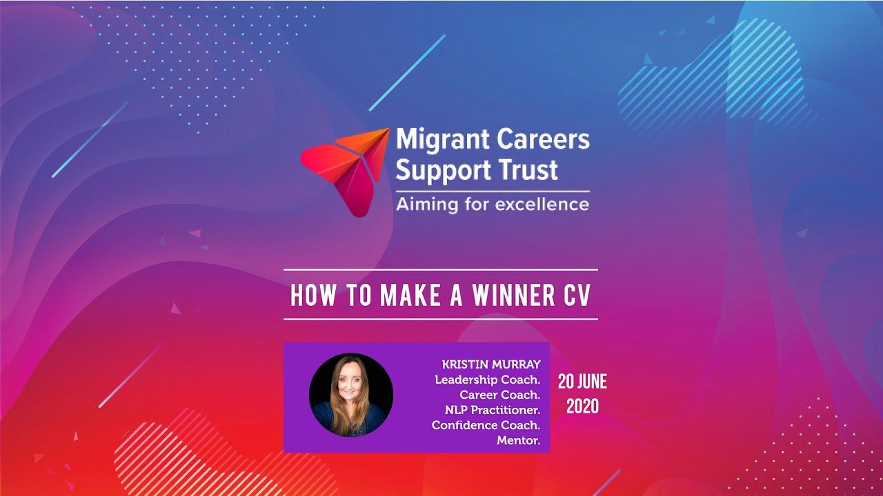Creating a Winner CV