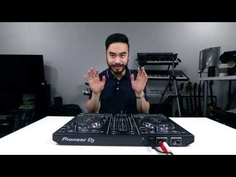 Pioneer DJ DDJ-RB Talkthrough Video