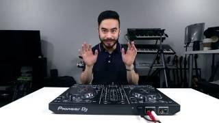 Pioneer DJ DDJ-RB Talkthrough Review