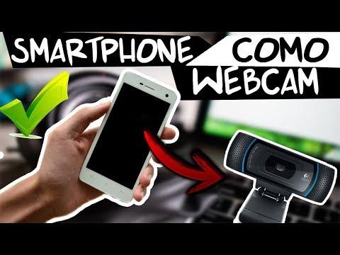 UTILIZA TU CELULAR COMO WEBCAM EN EL PC - Videollamadas, Gameplays 2.0 - GRATIS - Android Y IOS!