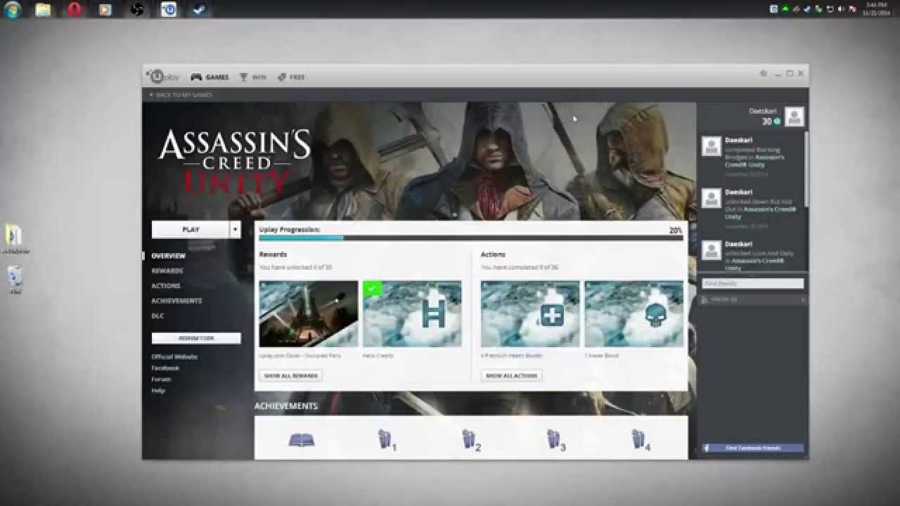 Tutorial- Assassin's Creed Unity Crash Fix
