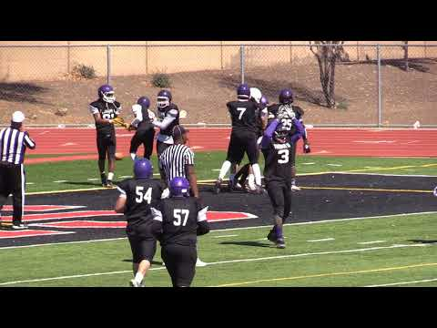 AzDFL 2018 Thurm U vs Tucson Soul Patrol Week4