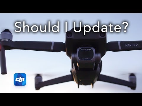 How to do Long Exposures for Mavic 2 Hyperlapses (and other new firmware features!)