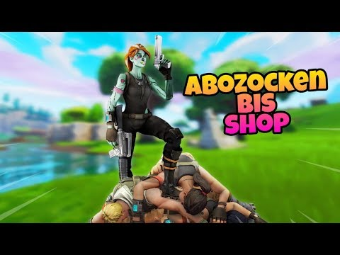 Fortnite LIVESTREAM bis zum SHOP *CUSTOM GAMES* SOLO, DUO, SQUAD #Deutsch #SHOP