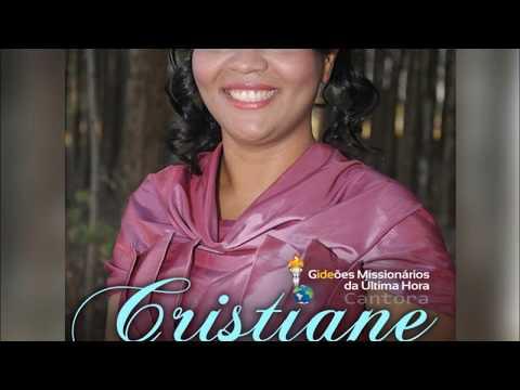 Cristiane Lima - Santo é o Senhor