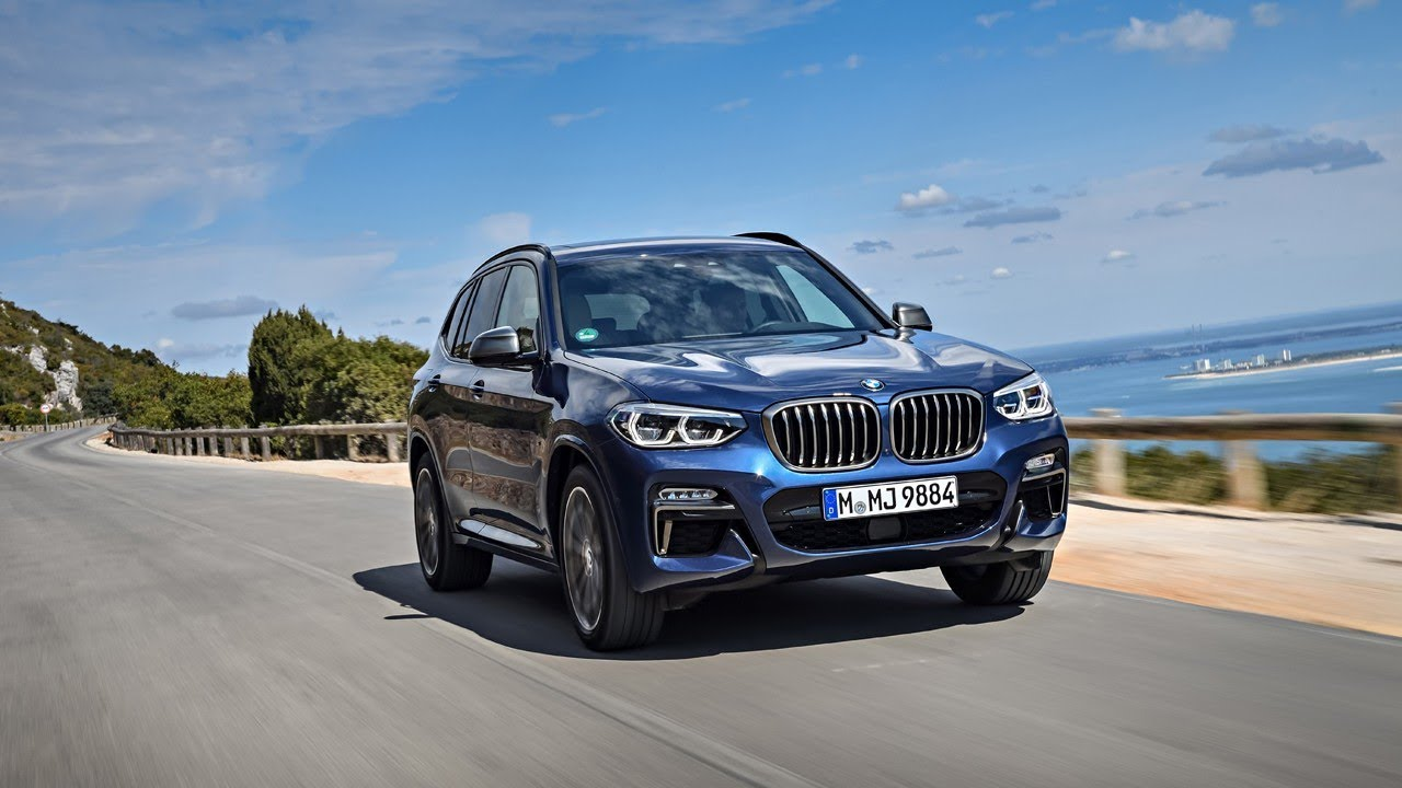 Look Bmw X3 Hybrid 2018 What S New From This Compact Crossover Premium Year Model