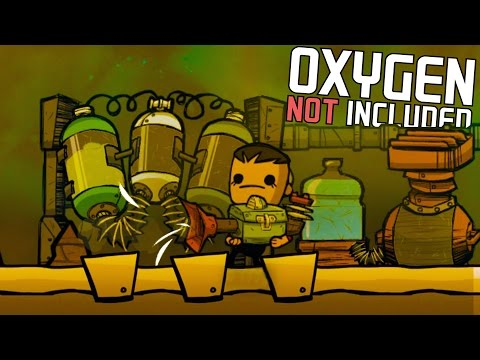 Oxygen Not Included - Clean Water! - Water Purifier and Electrolyzer - Oxygen Not Included Gameplay