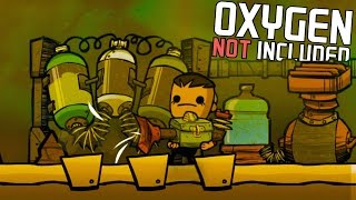 Oxygen Not Included - Clean Water! - Water Purifier and Electrolyzer - Oxygen Not Included Gameplay(Welcome back to Oxygen Not Included! Today in Oxygen Not Included I finally finalize our plumbing system and now we are able to convert contaminated water ..., 2017-02-22T19:48:40.000Z)