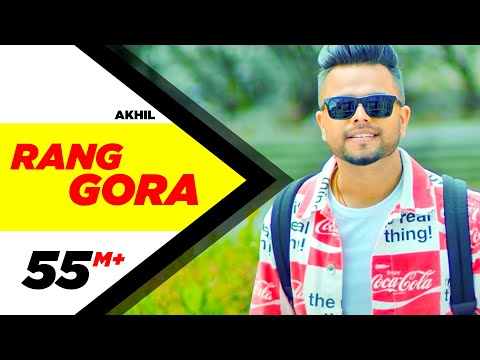 Mix - AKHIL | RANG GORA (Official Video) | BOB | Latest Punjabi Song 2018 | Speed Records