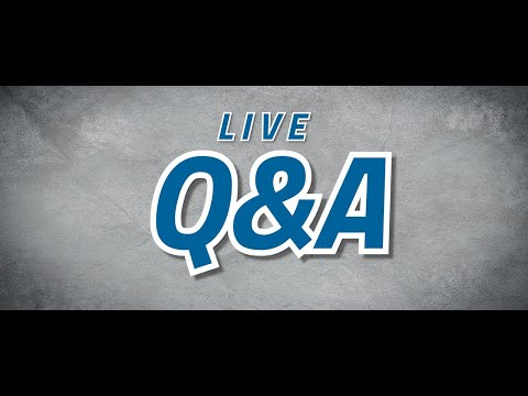 LIVE Q&A with Cody Askins - Insurance Agent Questions!