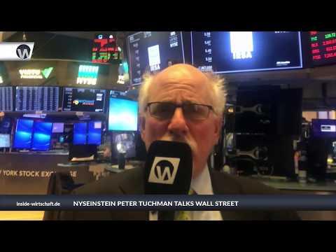 """NYSEinstein am 21.11.2019: """"Mehr rote als grüne Zahlen"""""""