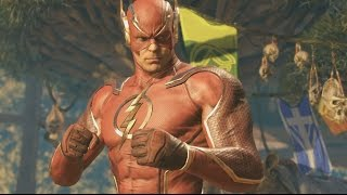 Injustice 2 - Introducing The Flash!
