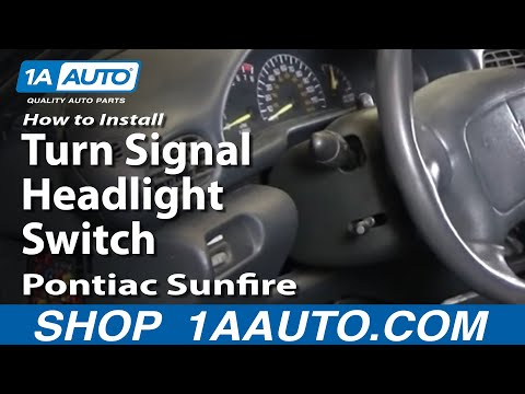 2008 Chevy Malibu Multifunction Switch Removal Doovi