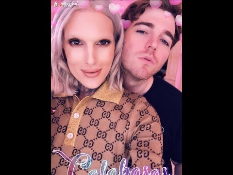 Jeffree Star Films With Shane In Walmart| SnapChat Story