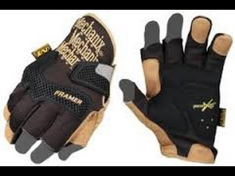 No gloves, no love! Tacti-cool VS Practical