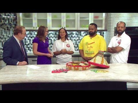 Taste of Ethiopia Festival Denver Colorado | ethiopian food