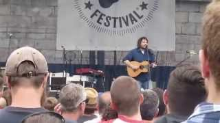Please Tell My Brother - Jeff Tweedy @ Newport Folk Festival