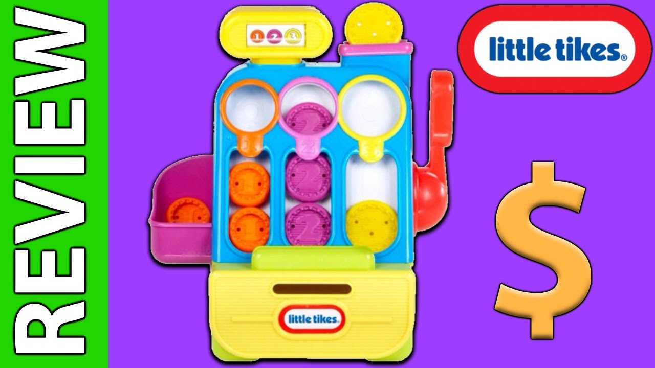 Little tikes cash register - Little Tikes Cash Register Toy Review