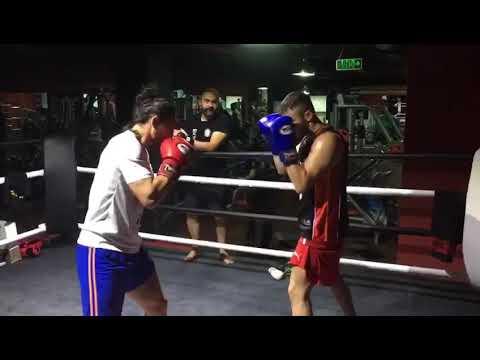Kickboks kickboxing boxing piranagym teampirana Pendik istanbul
