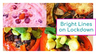 What I Eat In a Day Quarantine Edition | Bright Line Eating While In Quarantine