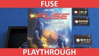 FUSE - Solo Playthrough
