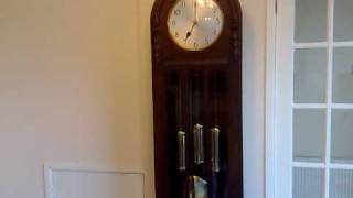 Westminster Chime Longcase Grandfather Clock