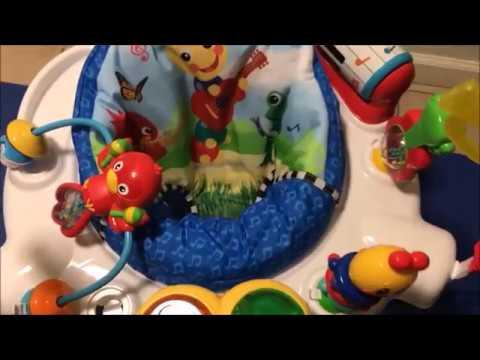 e5f00fef1 Baby Einstein Neighborhood Symphony Activity Jumper Review