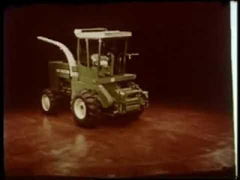 John Deere Self Propelled Forage Harvester 5200 5400