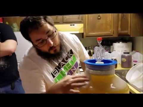 Mead Making - Fireweed - 6.5 Gallons