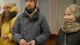 Как не слышащие зрители восприняли фильм Ванёк 13 пятница в Екатеринбурге (Видеограф Шестаков А Г)(, 2016-11-21T09:20:22.000Z)