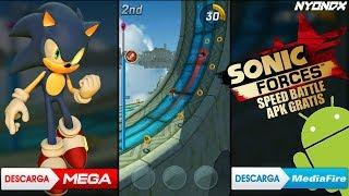 Descargar Sonic Forces Speed Battle Para Android! - Mega/Mediafire
