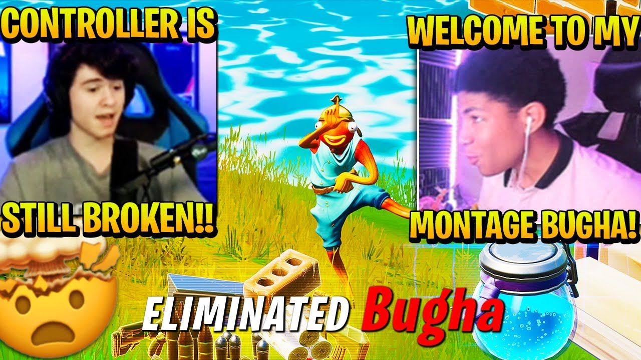 Bugha gets EMBARRASSED by Unknown 1v1 in Tournament! (HE'S MAD) Fortnite Season 3