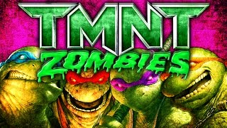 Teenage Mutant Ninja Turtles Custom Zombies (Call of Duty Black Ops 3 Zombies)