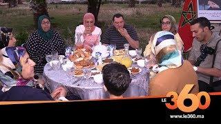 Le360.ma •روبورتاج: إفطار جماعي بمستشفى بفاس يجمع بين الطبيب والمريض والممرض