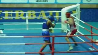 Youth World Boxing Championship Bakou 2010 - Saad Farrhad