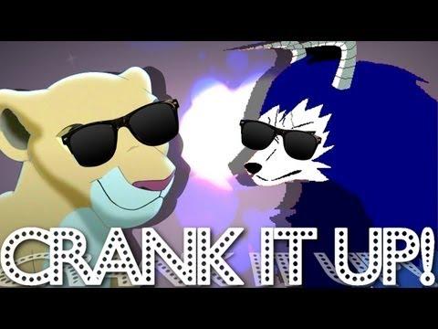 「ANIMASH」 ♪CRANK IT UP!♪ {collab.with.KiaraMarBalto}